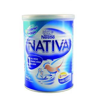 Nestle Γάλα Nativa 1 400gr