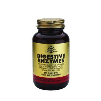 Solgar Digestive Enzymes 100tabs