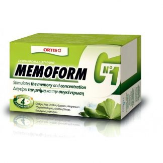 Ortis Memoform 60tabs