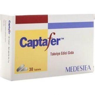 Medestea Captafer 30caps