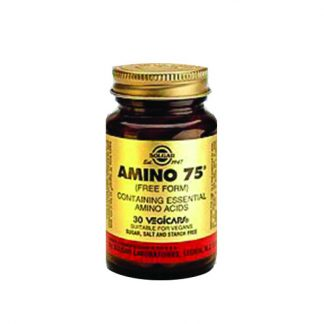 Solgar Amino 75mg 30caps