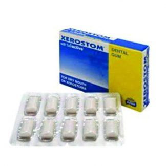 Xerostom Οδοντότσιχλες για την Ξηροστομία 20τμχ