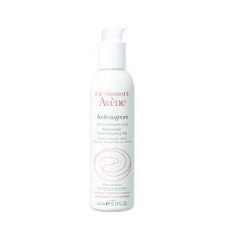 Avene Eau Thermale Antirougeurs Dermonettoyant Lacte Γαλάκτωμα Καθαρισμού 300ml