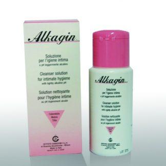 Alkagin Καθαριστικό Ευαίσθητης Περιοχής 200ml
