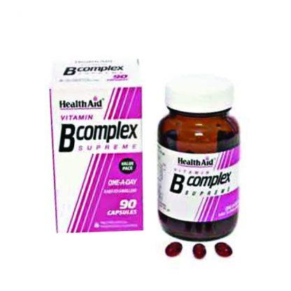 Health Aid Vitamin B Complex 30caps