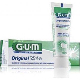 Gum 1745 Original White Οδοντόκρεμα 75ml