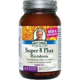 Flora Udo's Super 8 Plus Microbiotica 30tabs