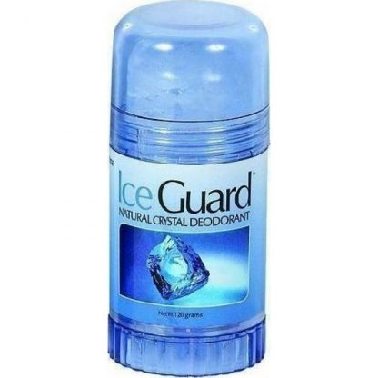 Optima Ice Guard Natural Crystal Deodorant Twist Up 120gr