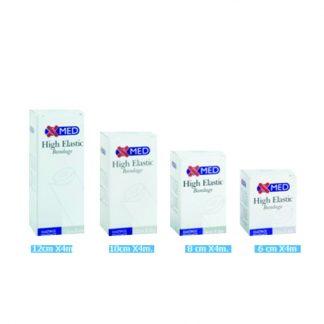 X-Med High Elastic 8cmX4m
