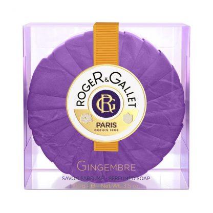 Roger & Gallet Savon Parfume Gingembre 100gr