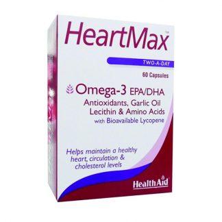 Health Aid Heart Max 60caps