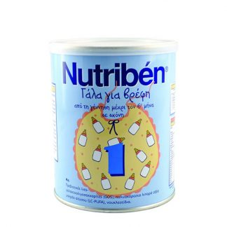 Nutriben Γάλα 1 400gr