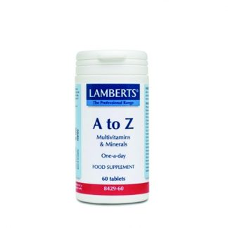 Lamberts A To Z Vitamins 60tabs