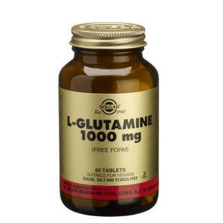 Solgar L-Glutamine 1000mg 60tabs