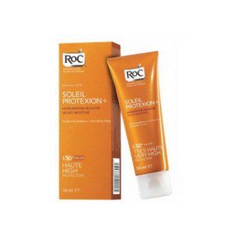 RoC Soleil Protexion+ High Tolerance Cream SPF50 50ml