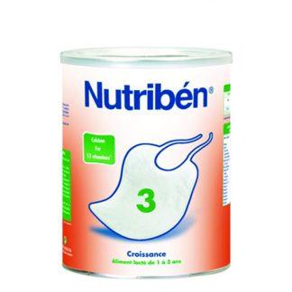 Nutriben Γάλα 3 400gr