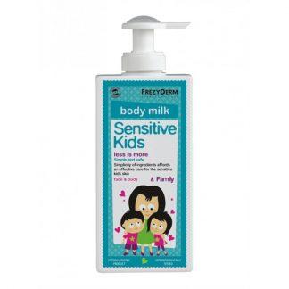 Frezyderm Sensitive Kids Face & Body Milk 200ml