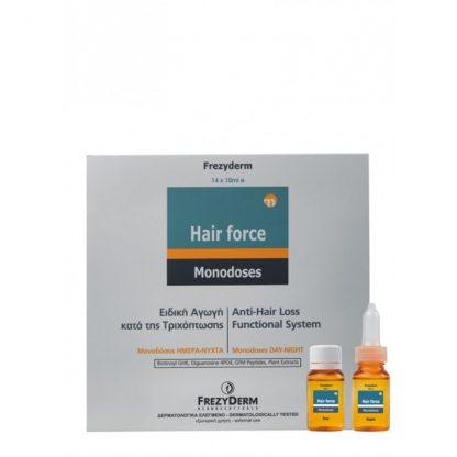 Frezyderm Hair Force Monodose 14X10ml