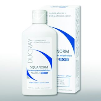 Ducray Squanorm Pellicules Seches Shampoo 200ml