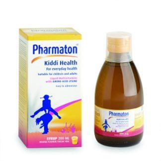 Pharmaton Kiddi Πολυβιταμίνη σε Σιρόπι 200ml