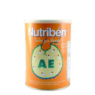 Nutriben Γάλα A.E. 400gr