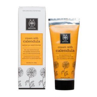 Apivita Herbal Cream με Καλέντουλα 50ml