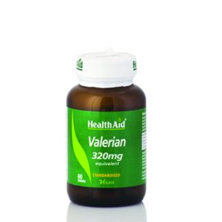 Health Aid Valerian 320mg 60tabs