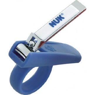 NUK Easy Clip Νυχοκόπτης Μπλε (40.256.67)