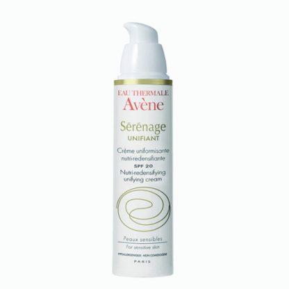 Avene Serenage Unifiant Αντιγηραντική Κρέμα με Δείκτη Προστασίας SPF20 40ml