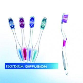 Elgydium Diffusion Οδοντόβουρτσα Soft