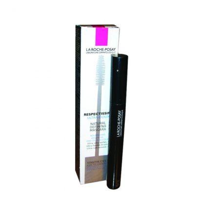 La Roche Posay Respectissime Mascara Ultra-Doux Noir 5,9ml