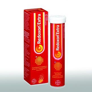 Redoxon Extra Bιταμίνη C 15 αναβράζοντα δισκία