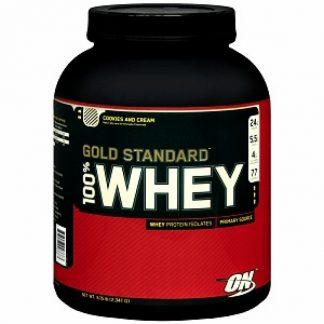 Optimum Nutrition 100% Whey Gold Standard Cookies'n Cream 2273gr