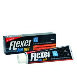 Flexel Ice Gel Αναλγητική Γέλη Κρυοθεραπείας 100ml