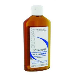 Ducray Squanorm Anti Oily Dandruff Shampoo 200ml