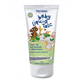 Frezyderm Baby Liquid Talc Κρέμα Talc 150ml