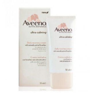 Aveeno Ultra Calming Daily Recovery Cream Καταπραϋντική Κρέμα Ημέρας 50ml