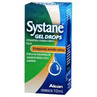 Systane Gel Drops Λιπαντικό Οφθαλμικό Gel 10ml