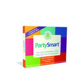 Himalaya PartySmart 10caps