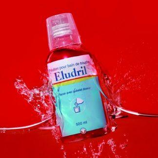 Eludril Classic Care Στοματικό Διάλυμα Xλωρεξιδίνης 500ml