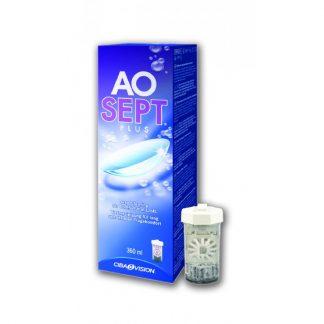 Aosept Plus Υγρό Φακών Επαφής 360ml
