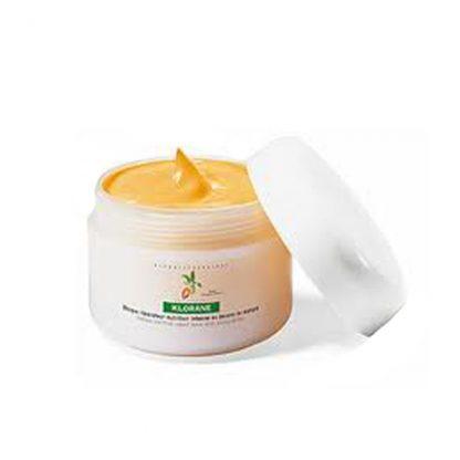 Klorane Masque Au Beurre De Mangue για Μεταξένια Μαλλιά 150ml