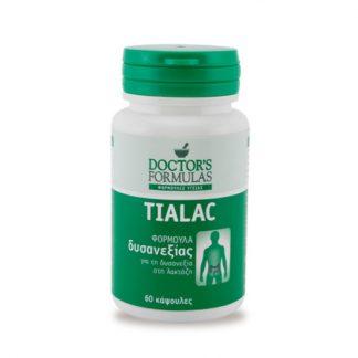 Doctor's Formulas Tialac 60caps