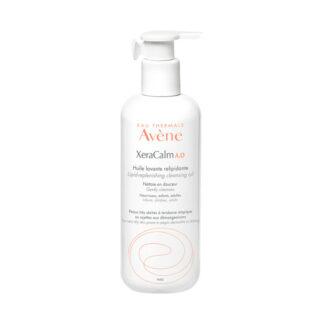 Avene Xeracalm A.D. Lipid-Replenishing Cleansing Oil 400ml