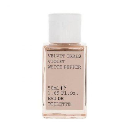 Korres Eau De Toilette Velvet Orris Violet White Pepper 50ml