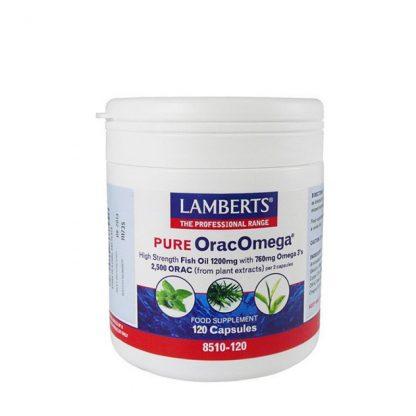 Lamberts Puren Orac Omega 120caps