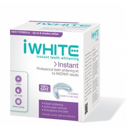 iWhite Instant 10 Προγεμισμένα Μασελάκια Λεύκανσης