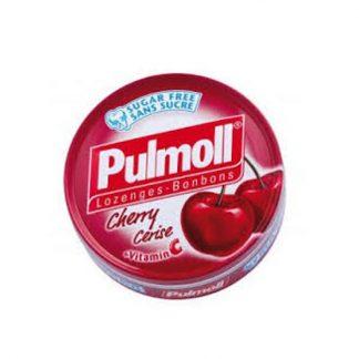 Pulmoll Cherry Καραμέλες για το Βήχα με Γεύση Κεράσι 50gr