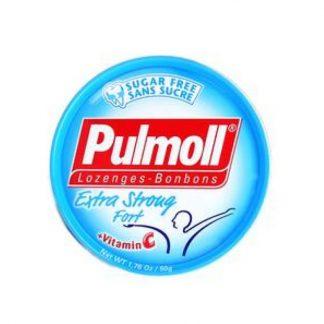 Pulmoll Extra Strong Fort Καραμέλες για το Βήχα 50gr