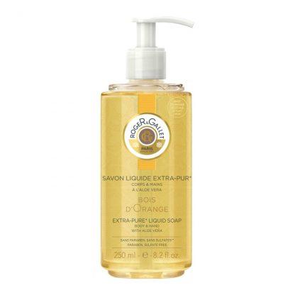 Roger & Gallet Bois d' Orange Invigorating Extra-Pure Liquid Soap with Aloe Vera 250ml